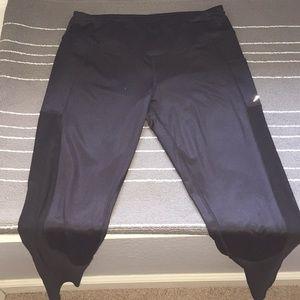 Gottex Yoga Pants mesh w/ pocket